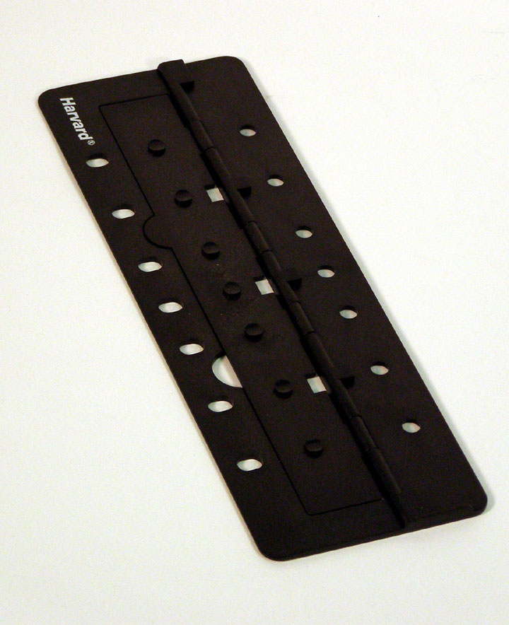 Plastic Punch 7-hole format (Code PPM)