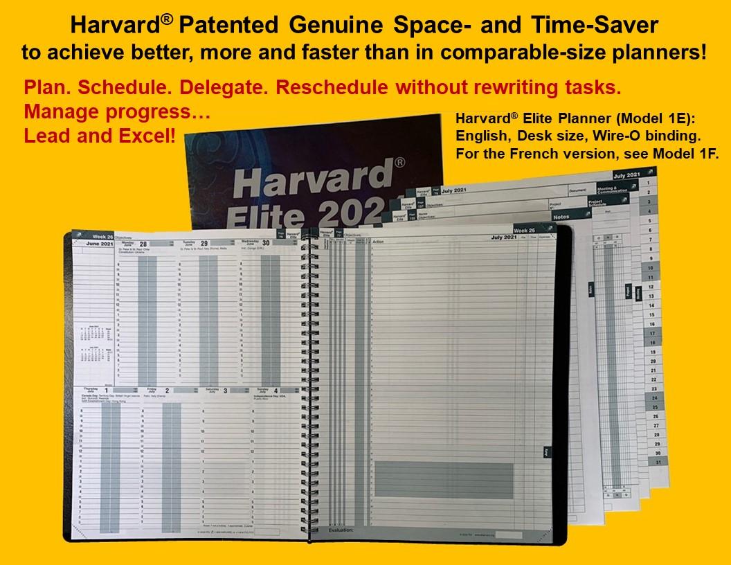 Harvard Elite Code (1E)