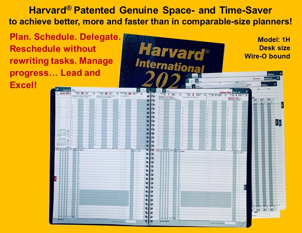 Harvard International Code (1H)