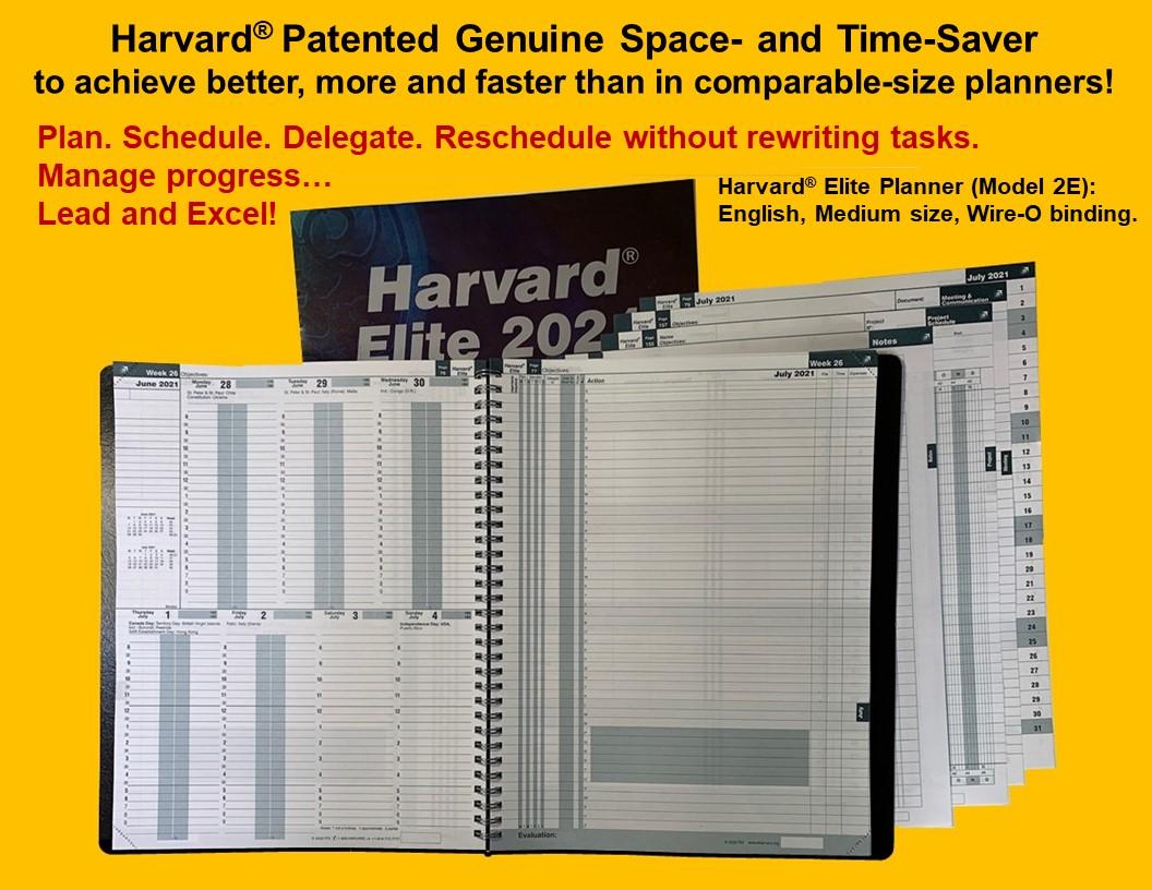 Harvard Elite Code (2E)