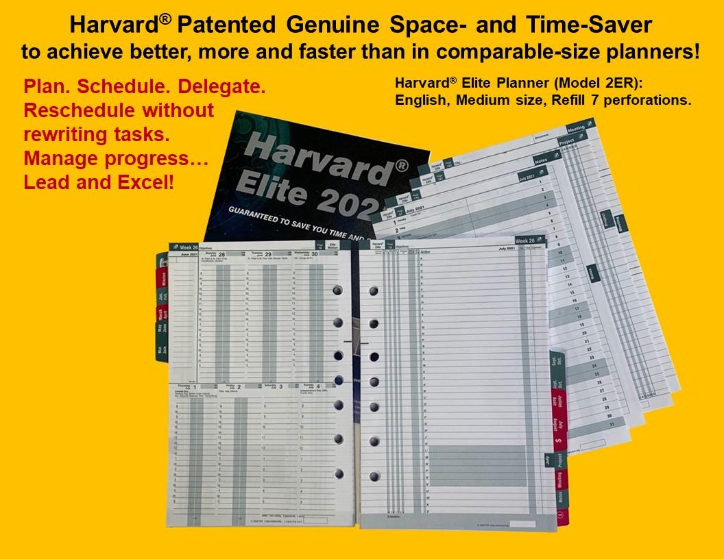 Harvard Elite Code (2ER)