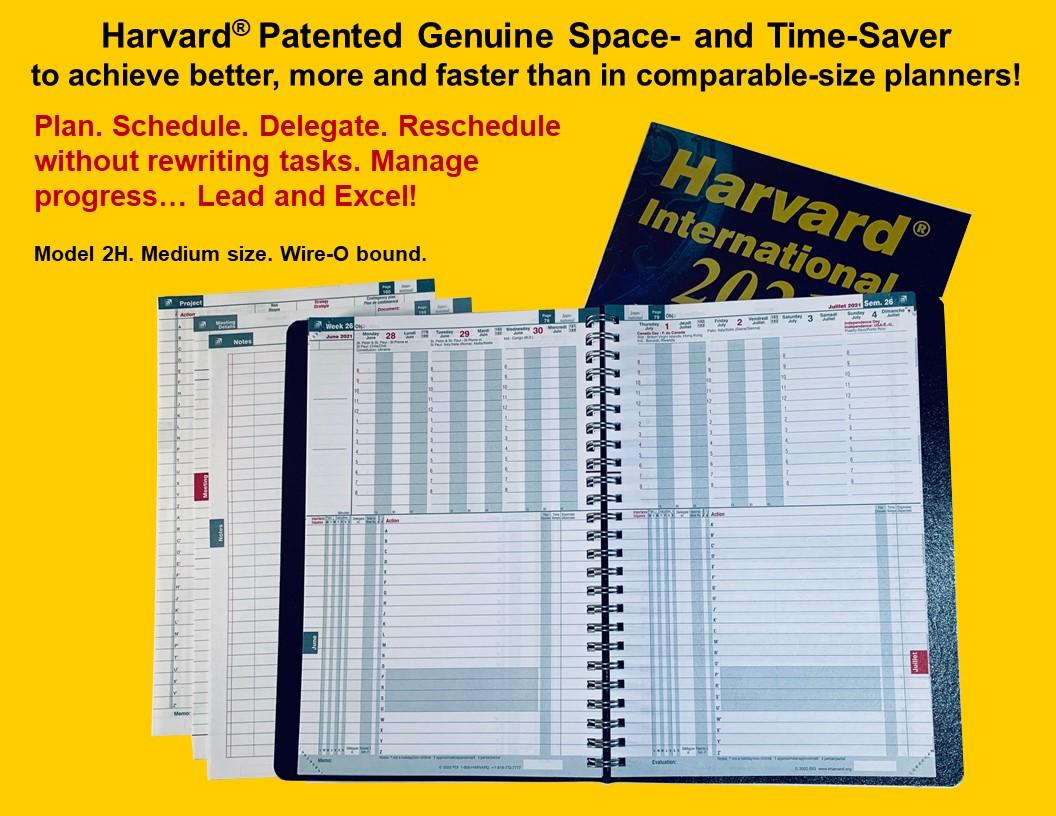 Harvard International Code (2H)
