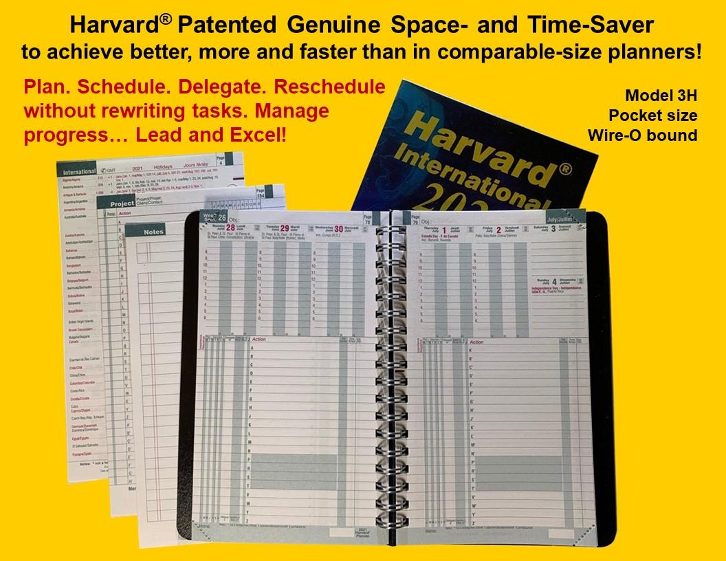 Harvard International Code (3H)