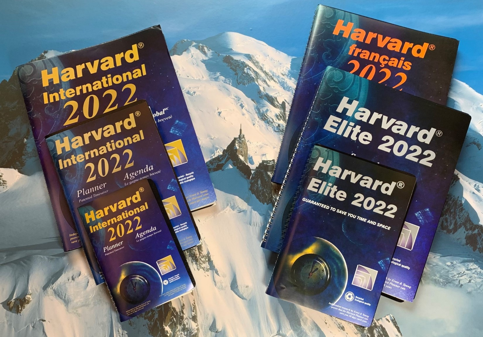 Harvard® Planners and Refills