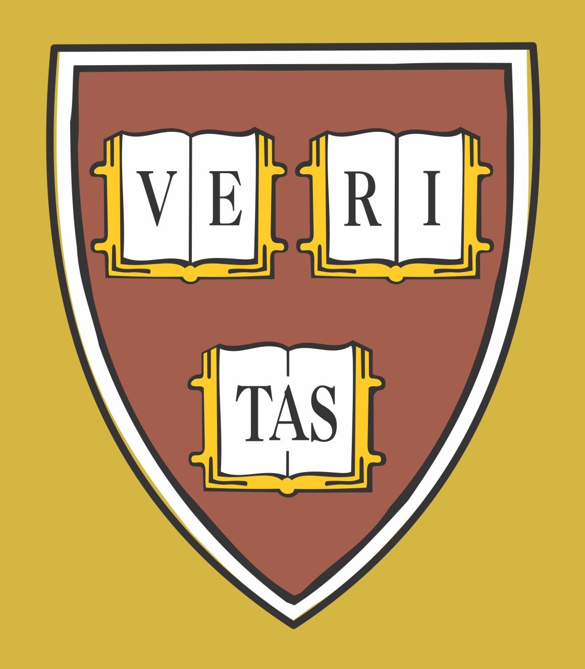 Veritas Logo - Harvard University
